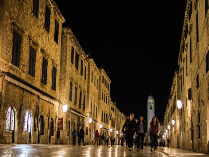 most romantic cities dubrovnik