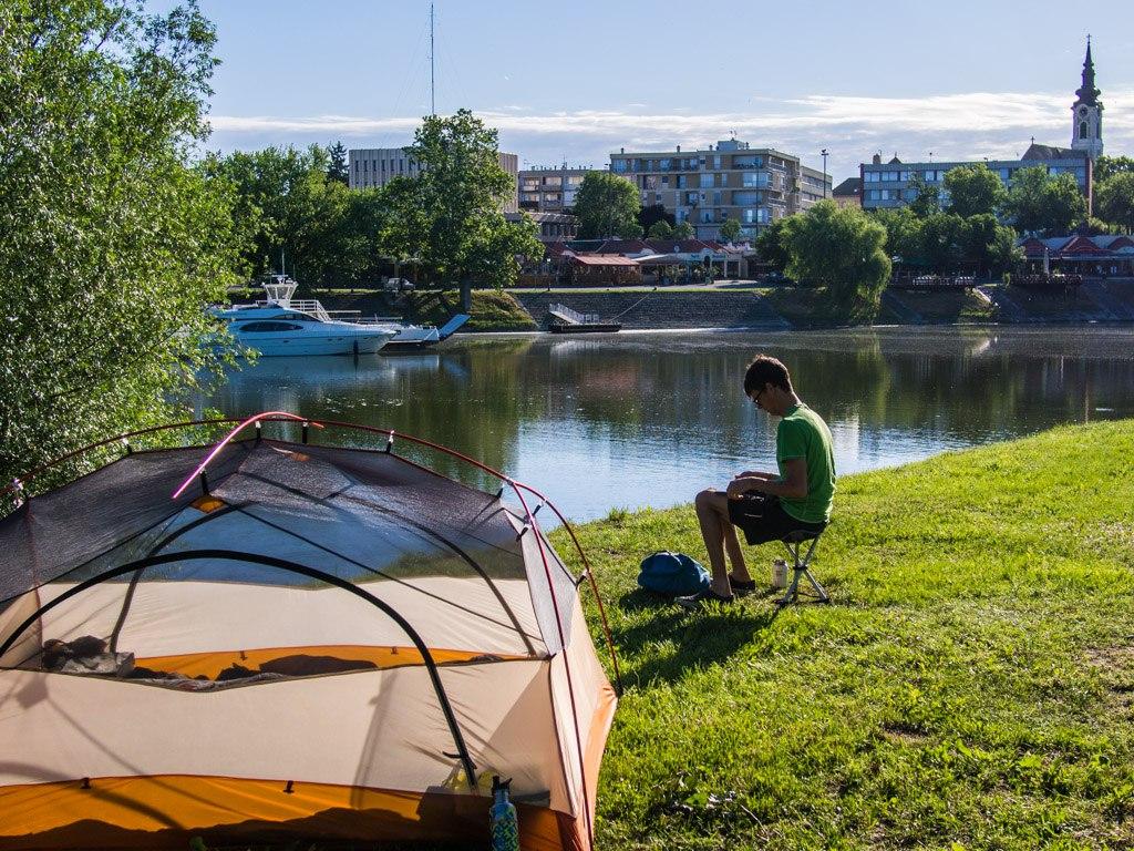eurovelo 6 camping