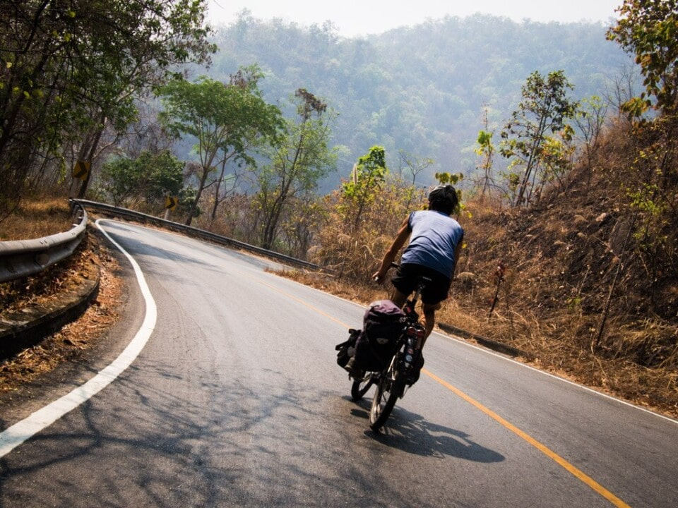 cycling central thailand