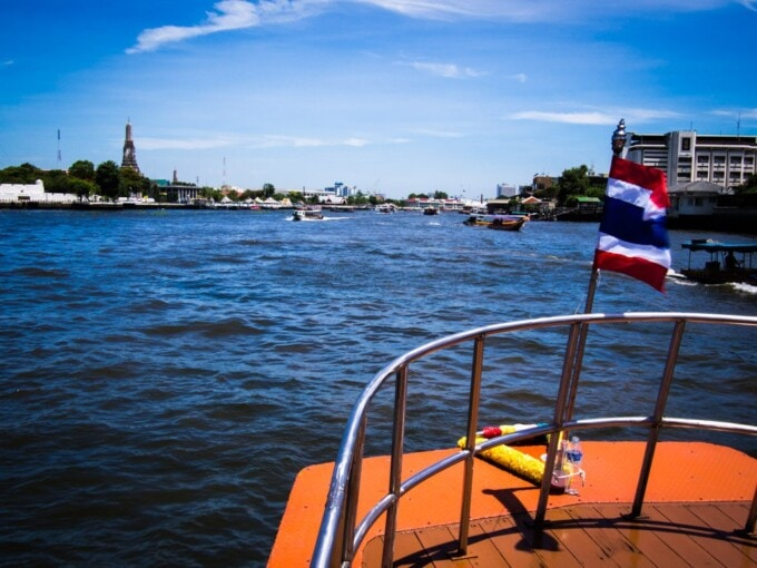 bangkok in two days