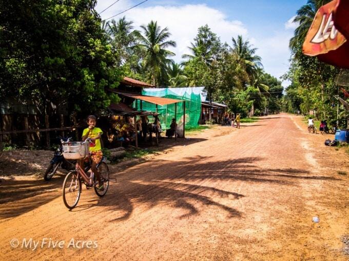ecotravel in chi phat cambodia