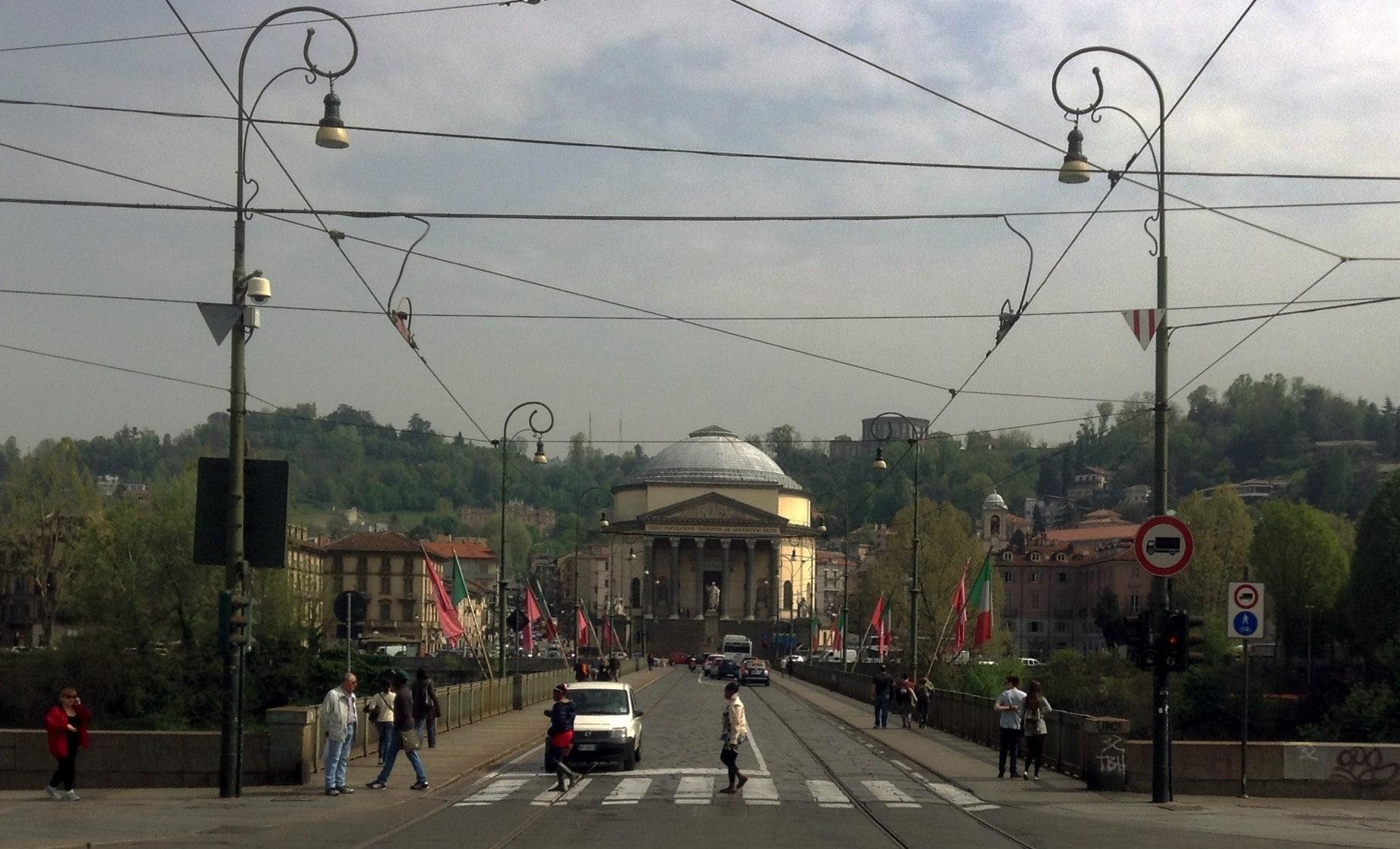 Vittorio Emanuele I monument