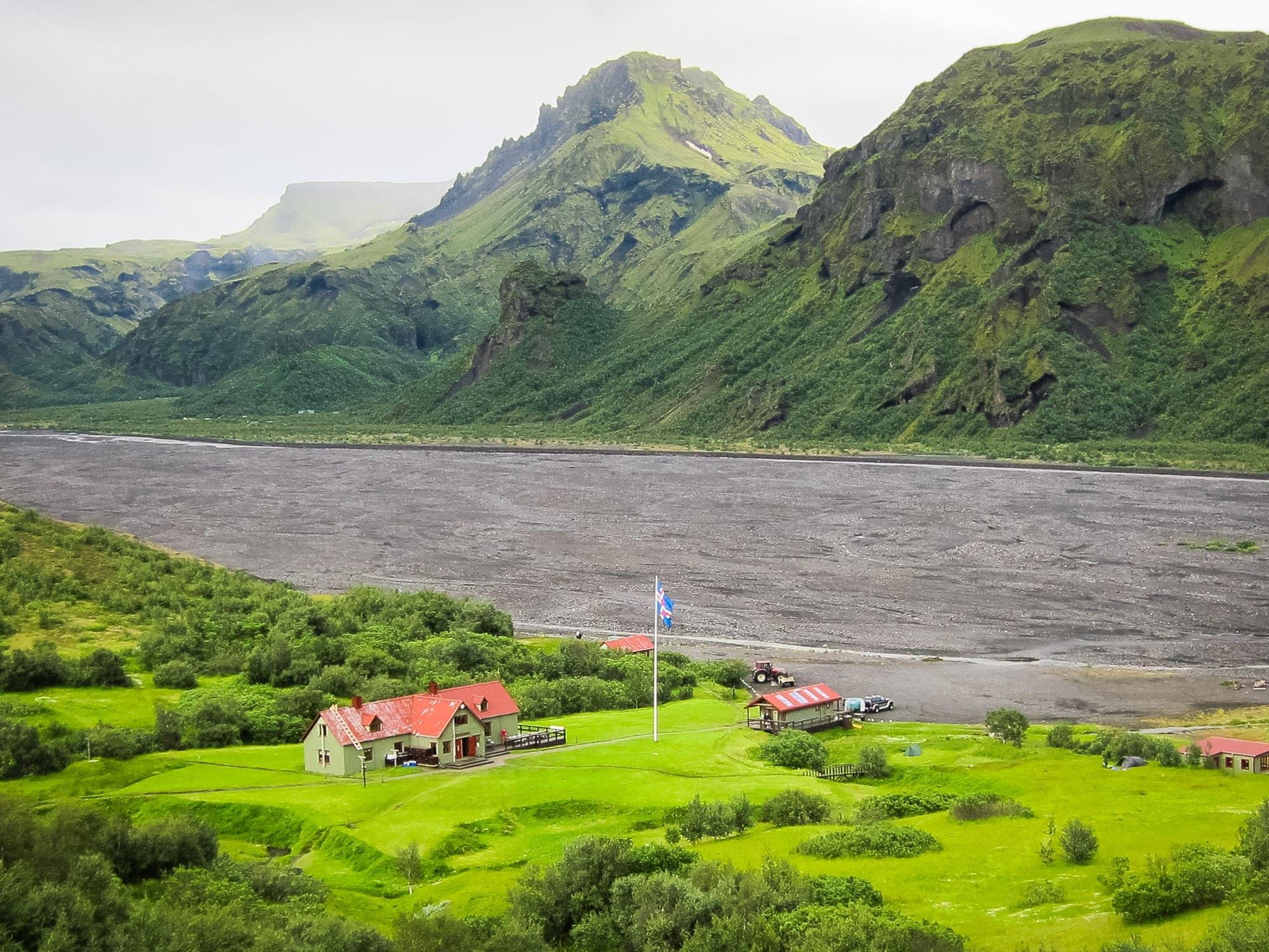 Iceland, Langidalur Hut, Laugavegur hike, hiking iceland