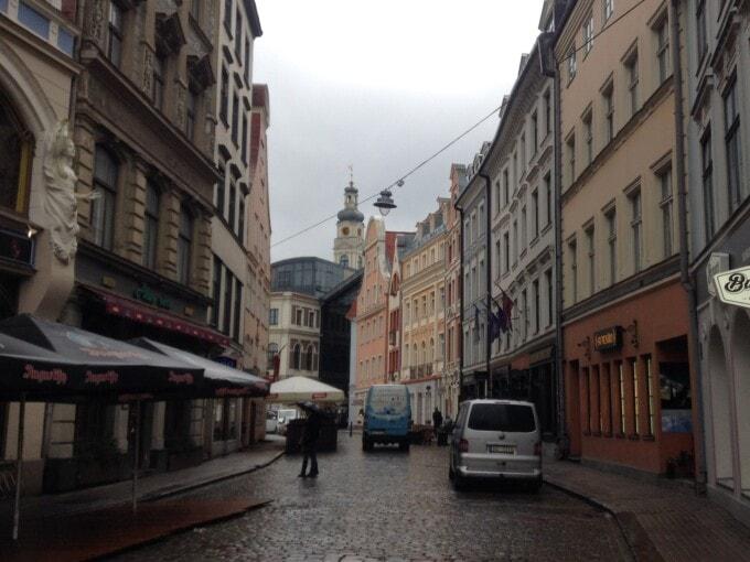 most romantic cities riga latvia