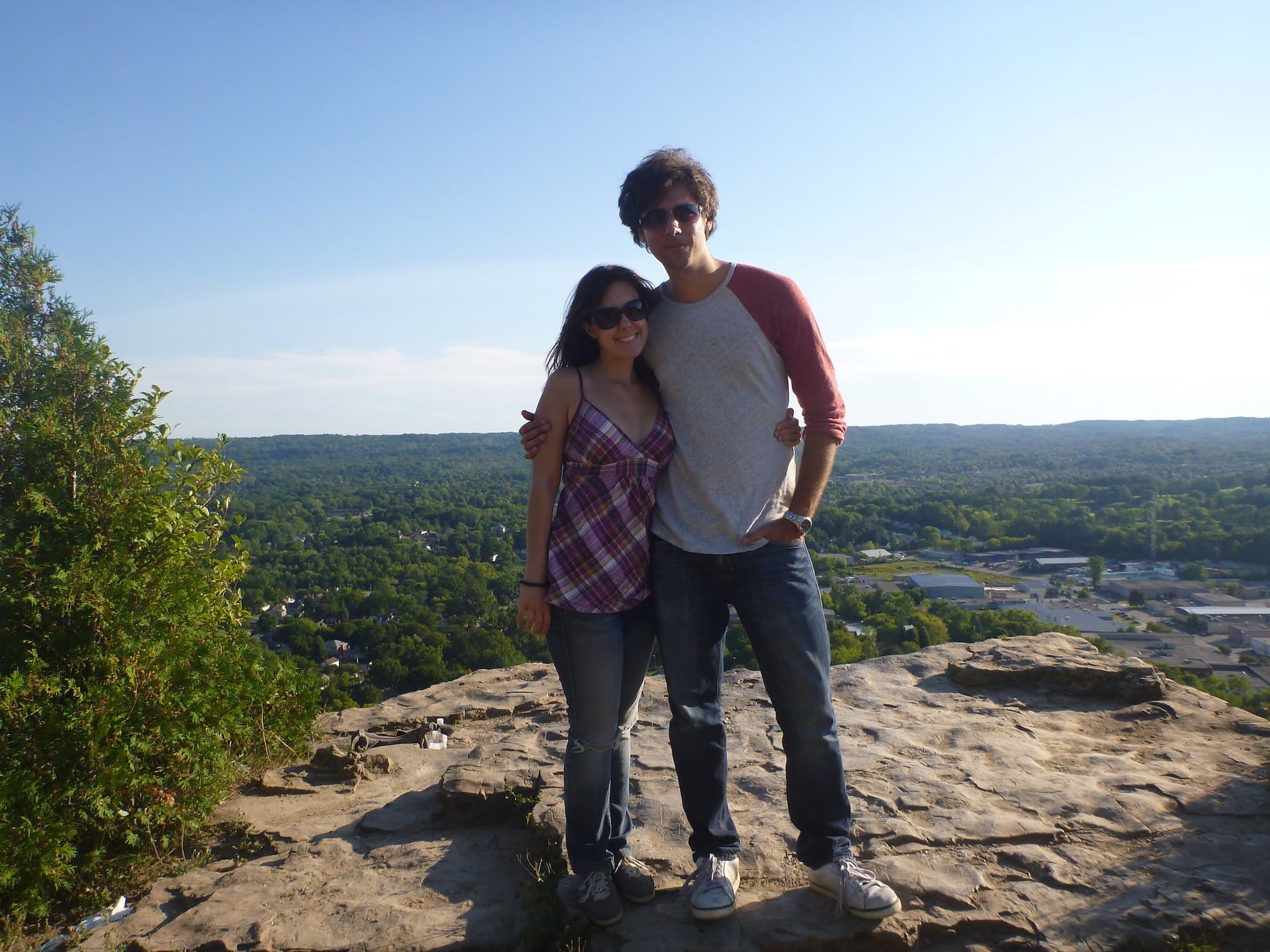 justin plus lauren, the peak, dundas ontario, hidden gems canada
