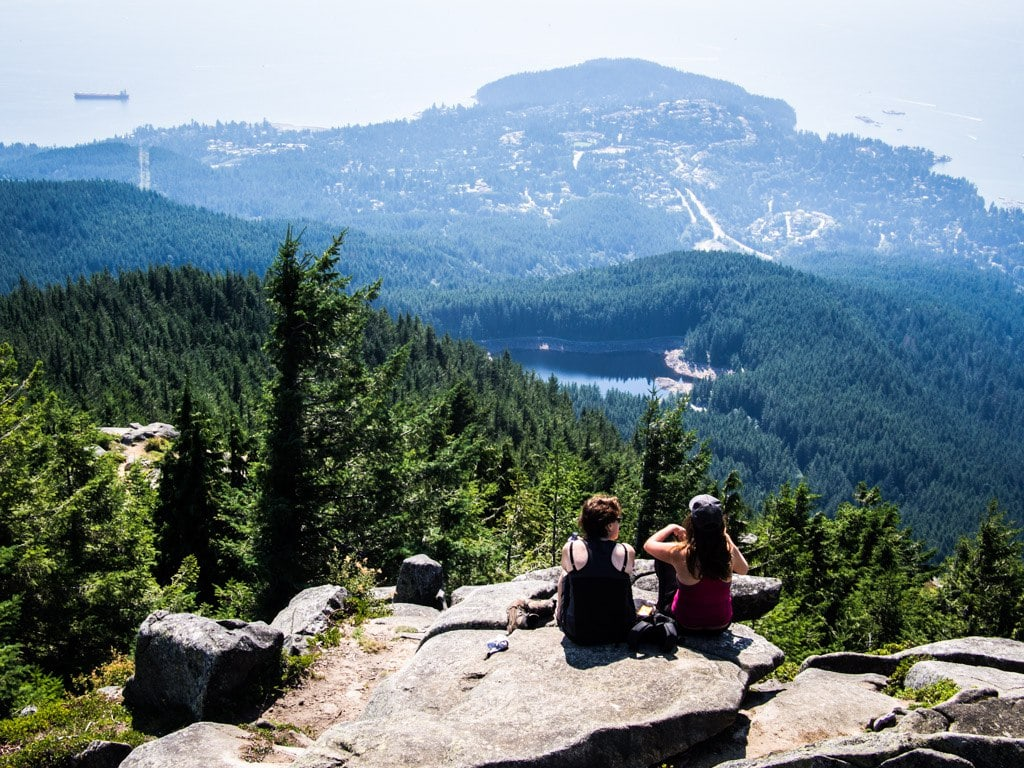 Black Mountain, Vancouver, hiking, visit Vancouver