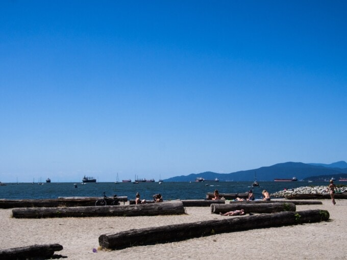 beaches things to do in Vancouver
