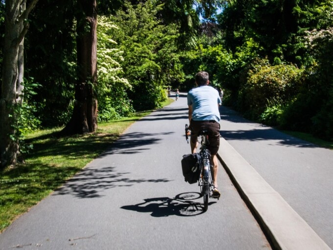 bikes, Vancouver bike routes, sell your car