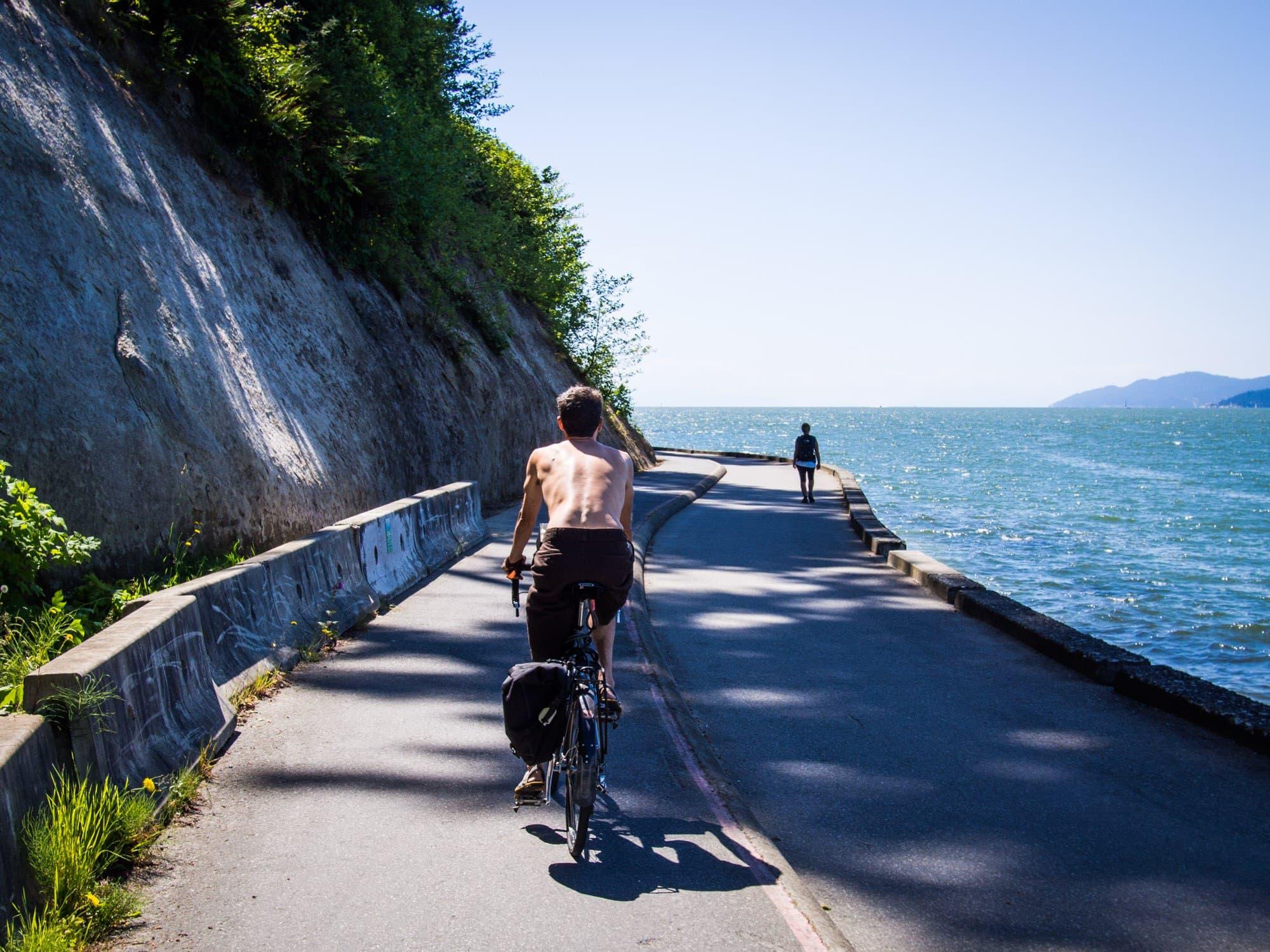 Vancouver, cycle Vancouver, bike Vancouver