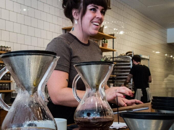 speciality coffee, best coffee Vancouver, Elysian Coffee Vancouver