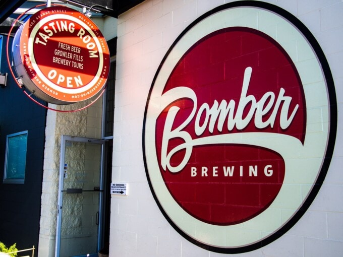 Bomber Brewing, Vancouver, Vancouver beer, craft beer