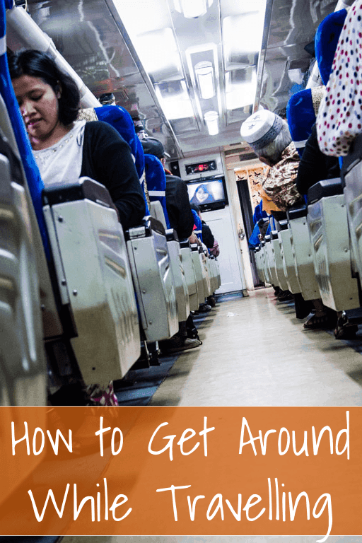 Deciding how to get around is a huge part of trip planning. Transportation choices can make or break your budget and can also lead to some amazing (and very strange) experiences. Get to know the ups & downs of transportation  http://bit.ly/1iUMuLy