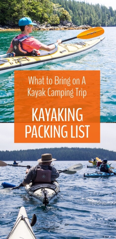 A kayak camping trip can be an amazing experience. It can also be really hard to prepare for! Here's everything you need to bring when packing a kayak for camping!