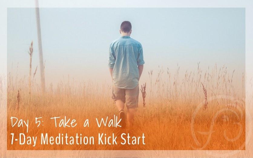 7 day meditation kick start