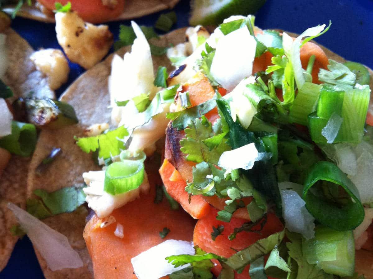 Chaparro vegan tacos Berlin