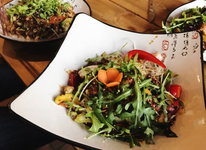 vietnamese vegan food in Berlin