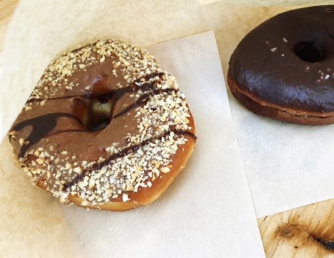 vegan donuts from brammibals