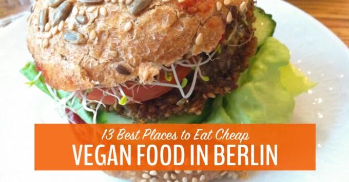 vegan food in berlin