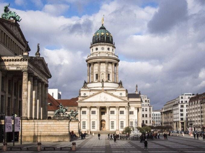Gendarmenmarkt Germany Berlin