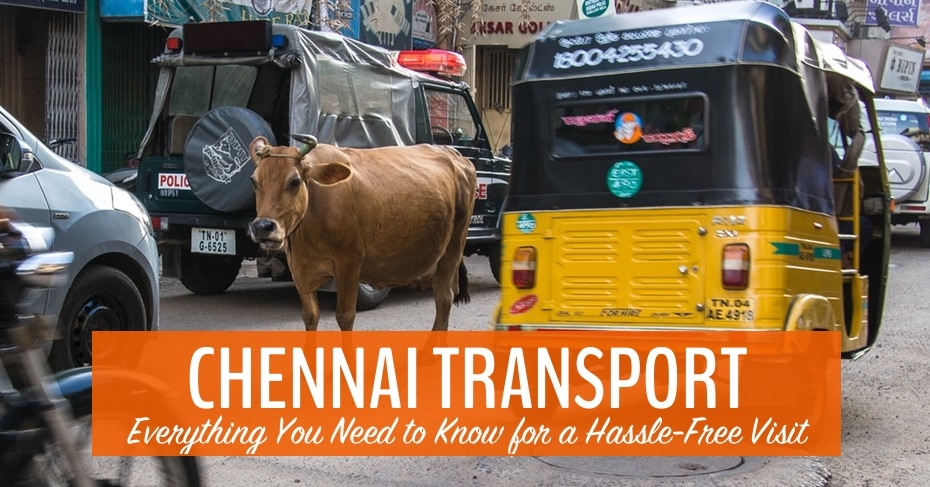 chennai transport