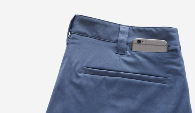 hidden phone pocket