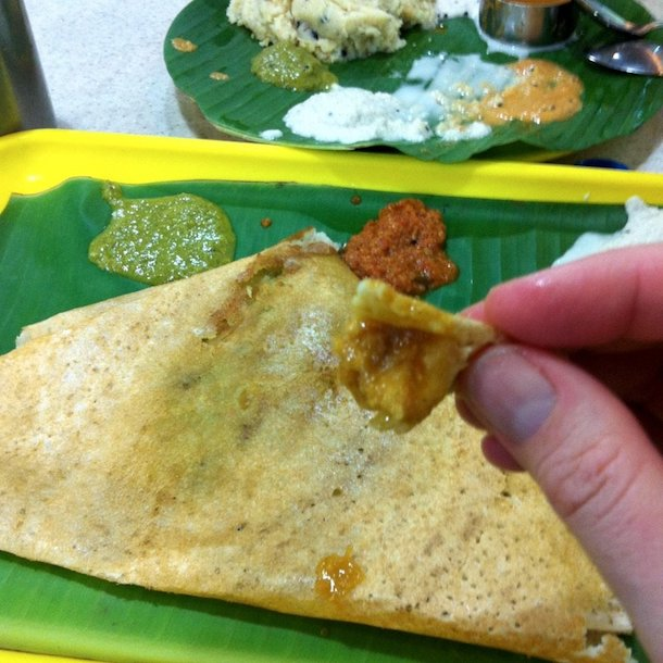chennai restaurants dosa