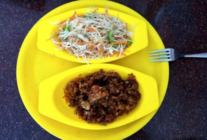 Chidambaram restaurants