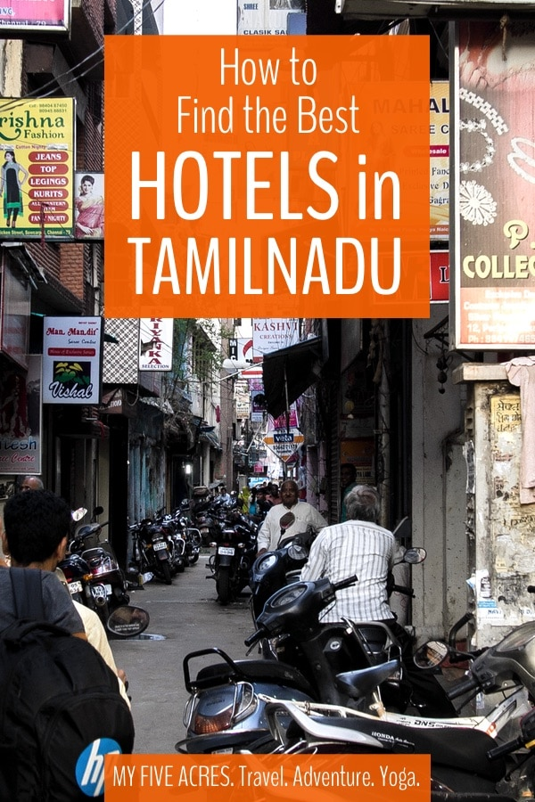 Finding the best hotels in Tamilnadu can be tricky. There are hundreds of choices but you can't always trust the pictures and reviews online. Read on for help finding and booking the best Tamilnadu hotels.
