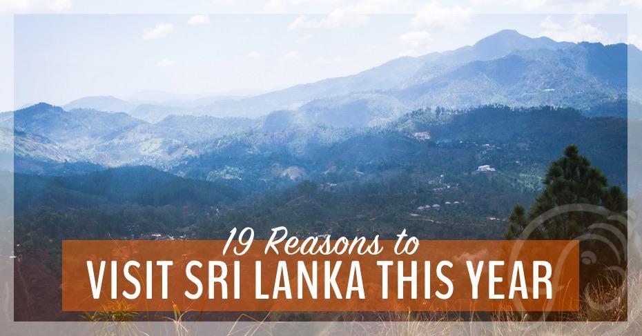 visit Sri Lanka