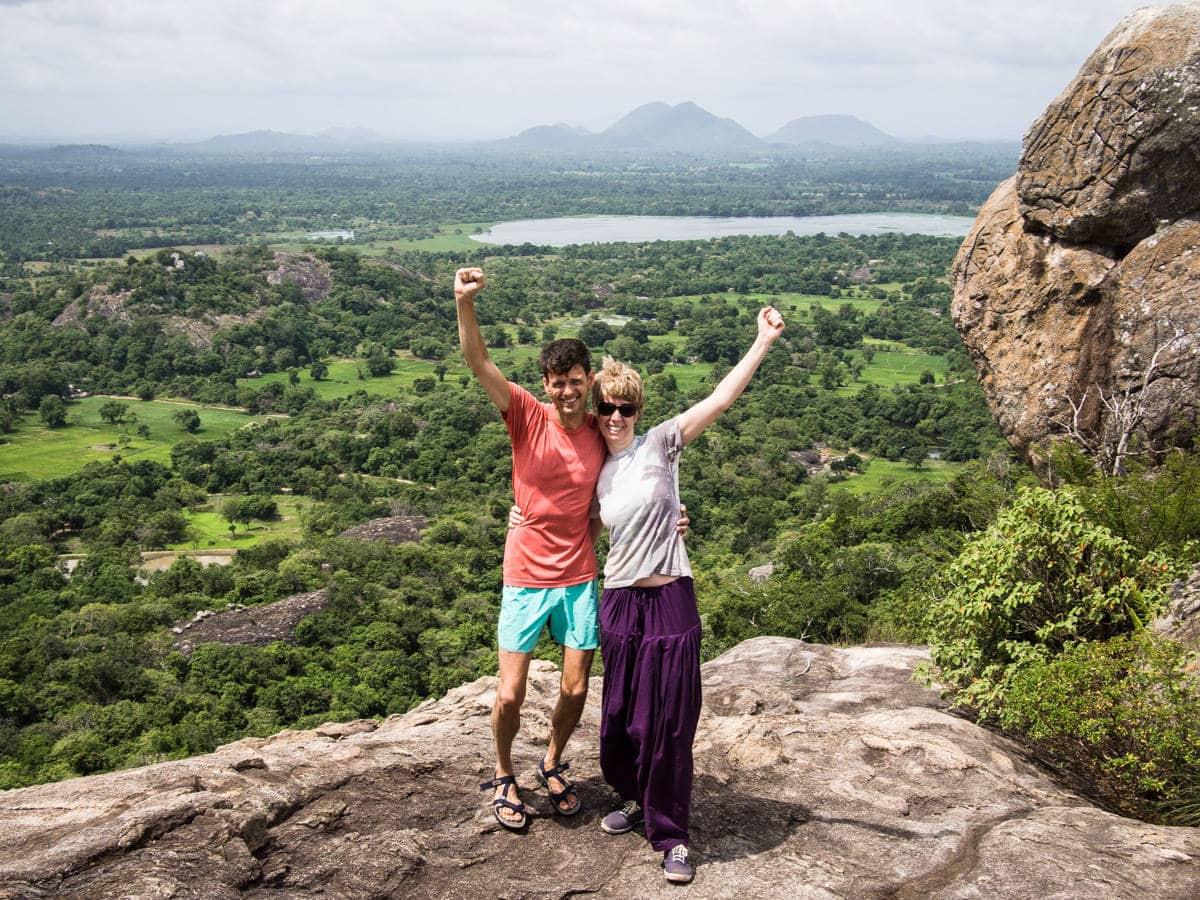 trekking Sri Lanka