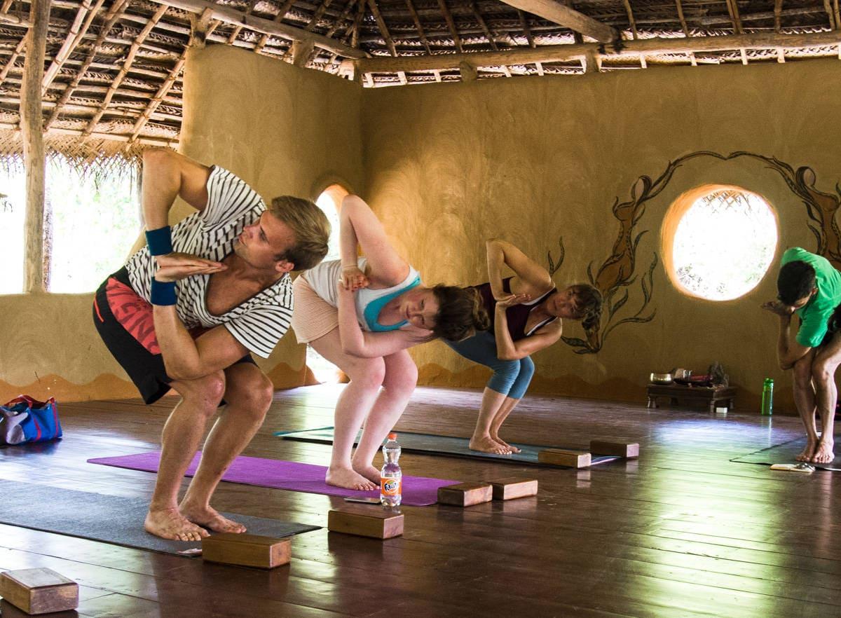 Ulpotha yoga retreat