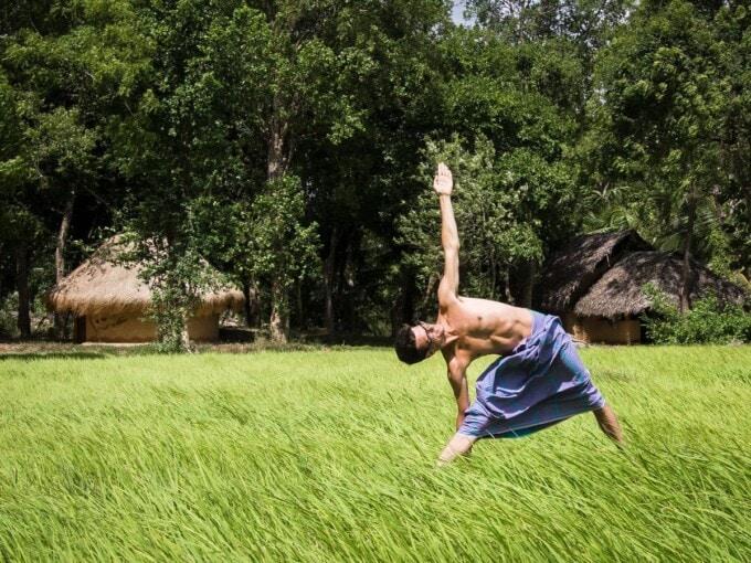 visit Sri Lanka rice fields