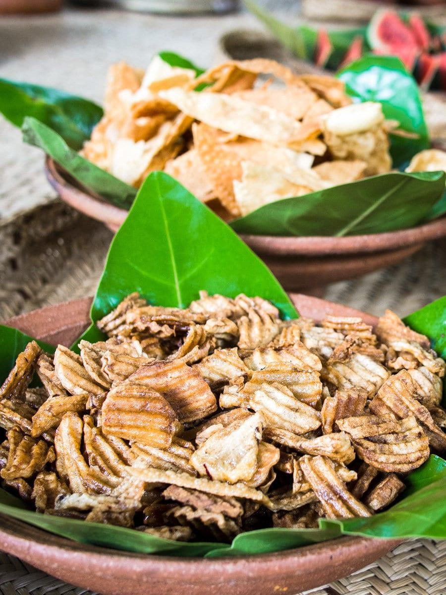 visit Sri Lanka vegan food