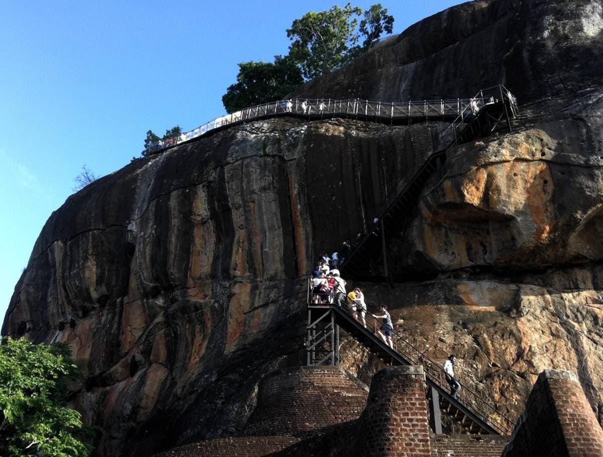 visit Sigirya Sri Lanka