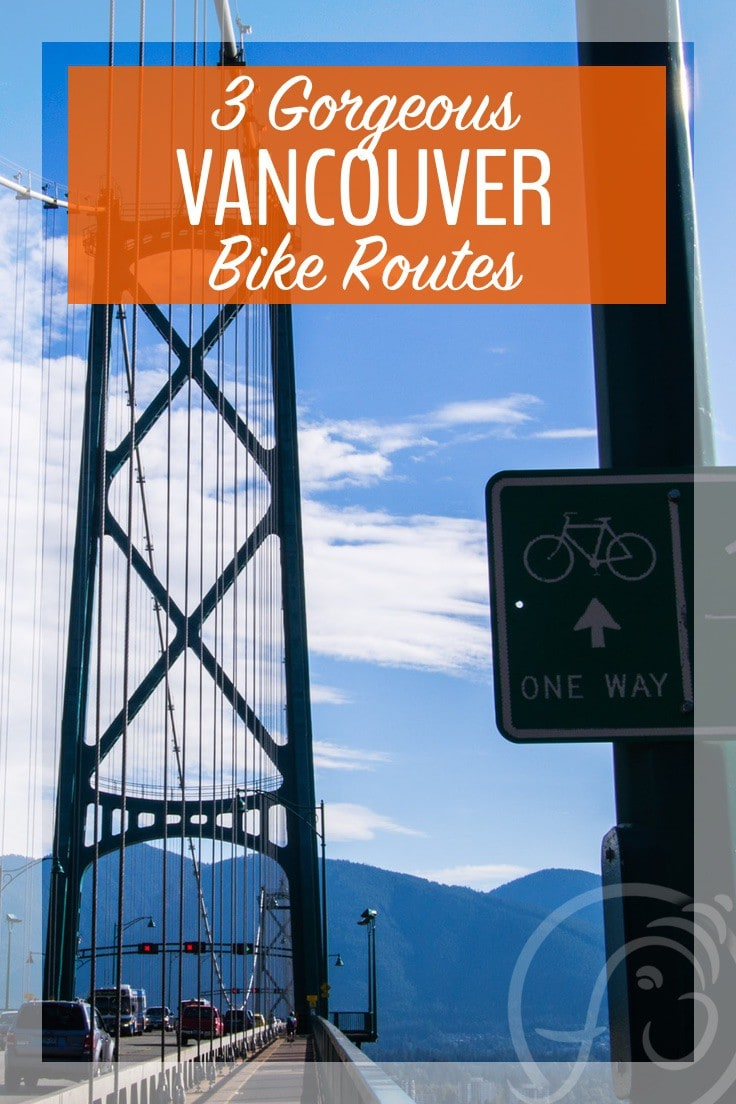 If you travel to Vancouver, by far the best way to experience Vancouver is by bike. Here are three of our favourite Vancouver bike routes, rated for distance, difficulty, and exposure to traffic.