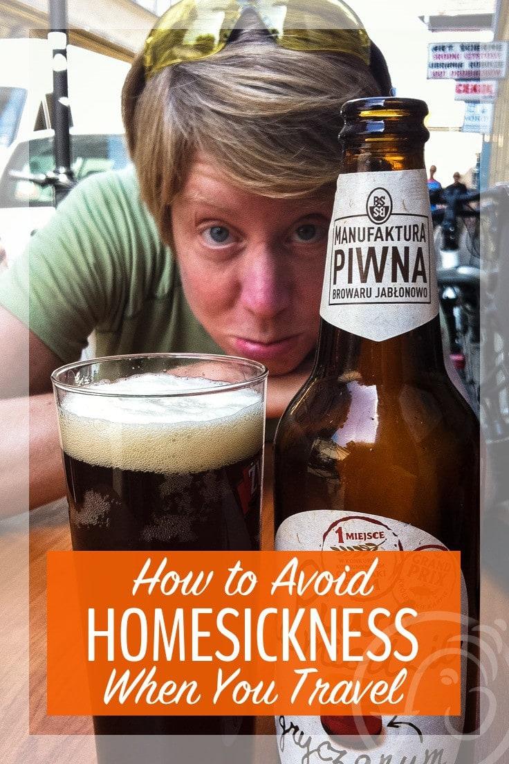 how to avoid homesickness