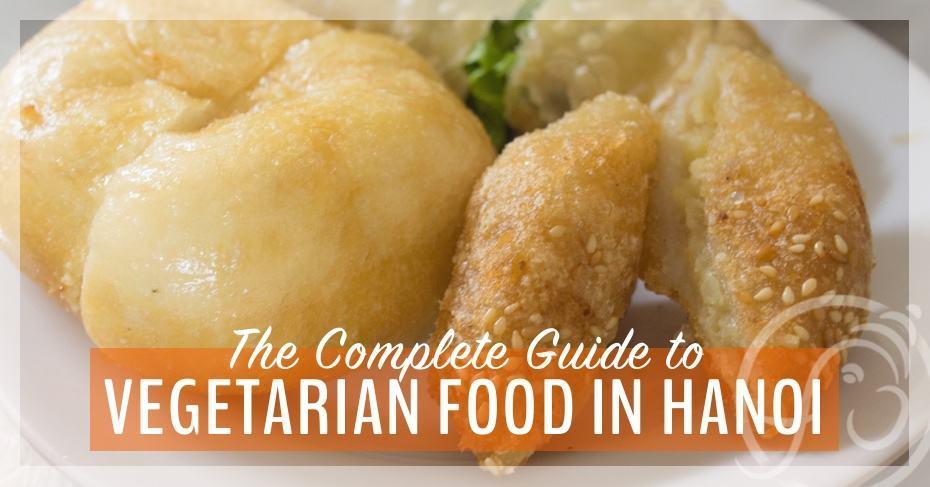 hanoi vegetarian food