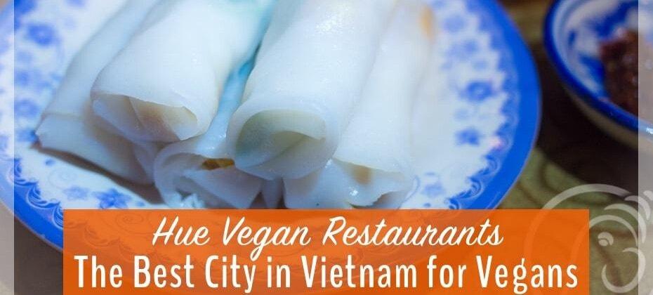 Hue vegan vietnam