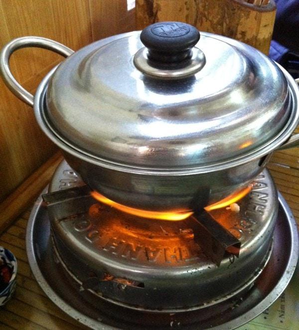 hue vegan hot pot