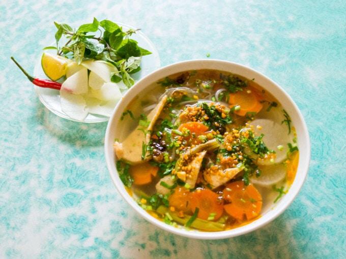 vegan restaurants in hoi an
