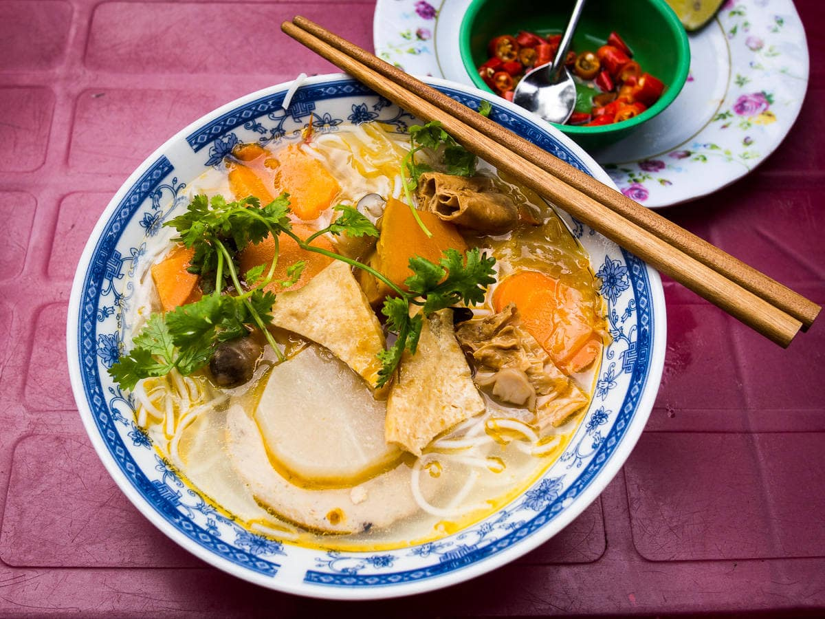 vegetarian restaurants in Hoi An