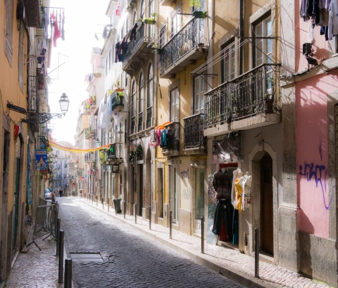 most romantic cities in europe lisbon portugal