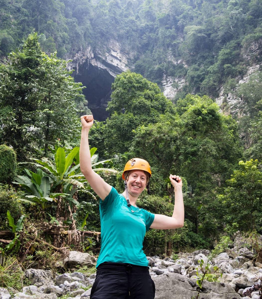 adventure in 2017 phong nha vietnam