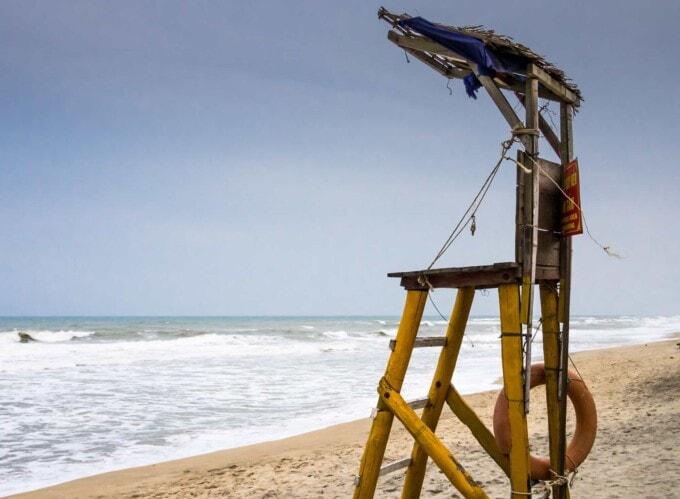 an bang beach hoi an vietnam