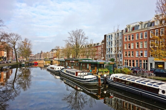 most romantic cities in europe amsterdam