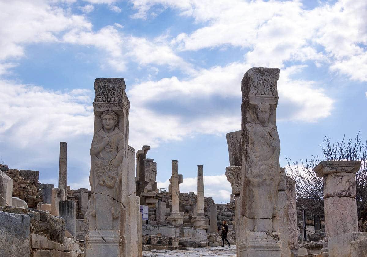 Ephesus Turkey ancient city