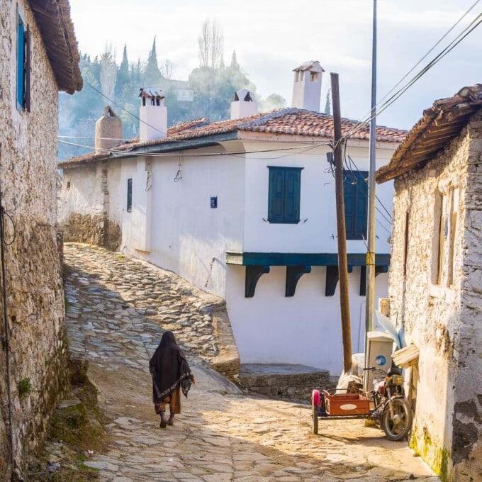 Sirince Turkey village