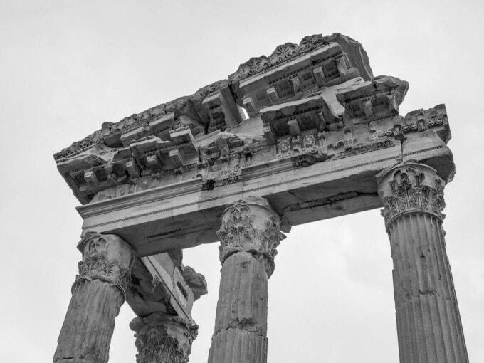 Pergamon Turkey ancient site