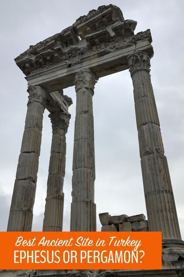 Both ancient sites in Turkey are impressive and packed with history. So which should you visit? We help you decide!