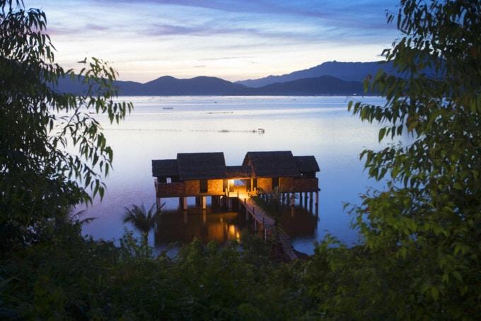 vedanan luxury resort hue